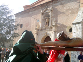 Medina del Campo 'inventa' la Semana Santa más larga del mundo