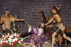 """Ávila, la """"Jerusalén castellana"""", escenario perfecto para una Semana Santa íntima y marcial"""