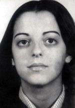Yolanda González, asesinada por ser dirigente estudiantil del Partido Socialista de los Trabajadores