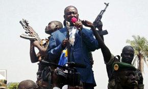 Los insurgentes acusan a Francois Bozizé de no haber cumplido el acuerdo de paz Adís Abeba/Bangui.