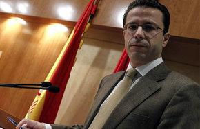 El consejero madrileño de Sanidad, Javier Fernández-Lasquetty / EFE-Archivo