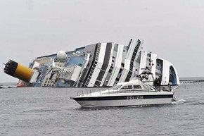 Costa Cruceros deberá pagar un millón de euros por el naufragio del Concordia