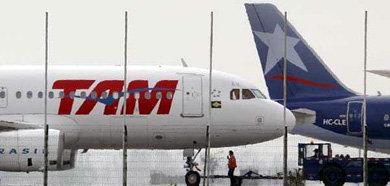 Tráfico de pasajeros de Latam Airlines sube 7,7% interanual en marzo