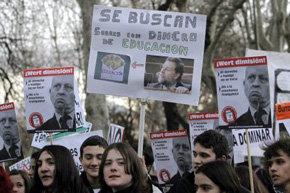 La escuela pública convoca una huelga general educativa para el 9 de mayo