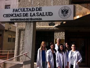 El equipo médico autor del estudio