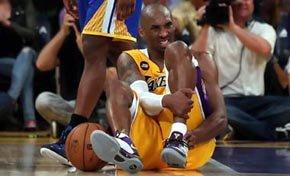 La inoperancia que llevó a la lesión de Kobe Bryant