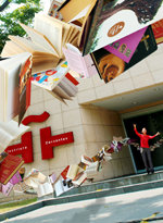Instituto Cervantes brings international book day to the streets of Manila
