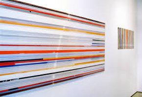 """María Aranguren, exposición """"Transparente"""" en la galería Astarté de Madrid"""