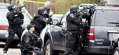 La Policía de Boston busca contrarreloj al sospechoso fugado