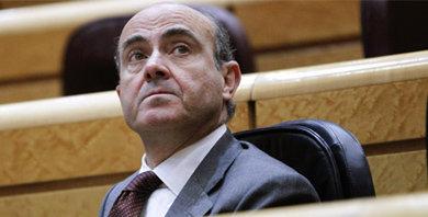 El ministro de Economía y Competitividad, Luis de Guindos (EFE)