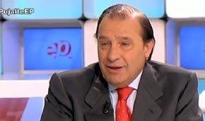 El diputado Vicente Martínez Pujalte en Espejo Público