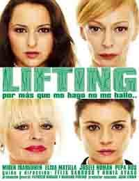 """""""Lifting"""", una crítica humorística sobre la obsesión de las mujeres por estar guapas"""