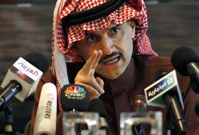 El príncipe saudí Alwaleed bin Talal (Reuters)