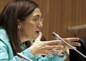 Soraya Rodríguez acusa a Rajoy de ser 'hilo conductor' de la financiación irregular