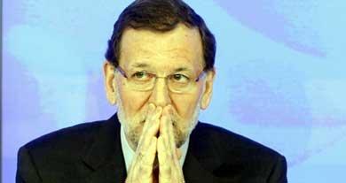 El presidente del Gobierno y del PP, Mariano Rajoy. (EFE)