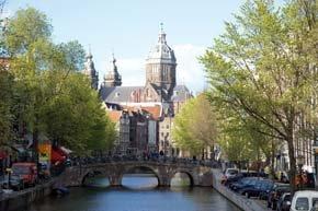 Un crucero fluvial de siete días para españoles por Holanda, Alemania y Francia