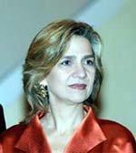 La infanta Cristina comparte en propiedad la empresa Aizoon.