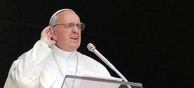 El Papa Francisco fue electo el 13 de marzo de este año.