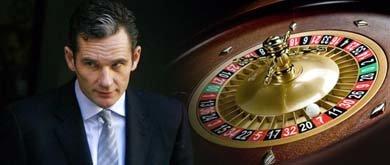 Urdangarin, 'cazado' en un casino de Londres jugándose miles de euros a la ruleta