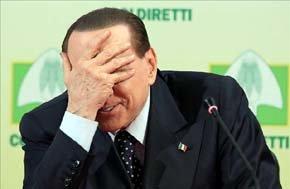 El ex primer ministro italiano Silvio Berlusconi, durante un acto de campaña electoral en Roma, Italia (Imagen de archivo). EFE