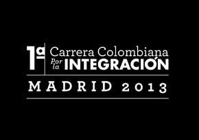 250 colombianos correrán por la integración en Madrid