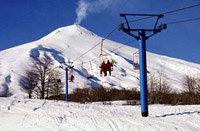Deportes de invierno en Pucón
