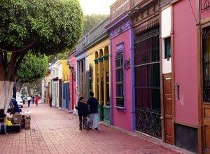 El distrito bohemio de Lima: Barranco