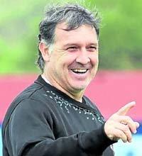 Tata por Tito: Martino es el nuevo entrenador