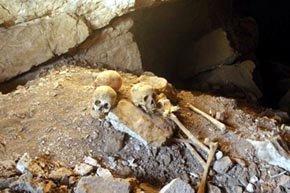 Cueva de La Sepultura, Tamaulipas | INAH