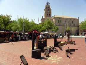 Medina del Campo propone salir de tapas con la mismísima Isabel la Católica