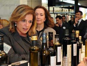 La alcaldesa de Madrid, Ana Botella. Foto: web Ayuntamiento de Madrid