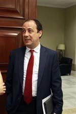El secretario de Protección Social y Políticas Públicas de CC.OO., Carlos Bravo