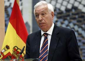 El ministro de Asuntos Exteriores, José Manuel García-Margallo. (EFE)