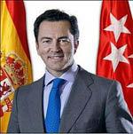 El consejero de Transportes de la Comunidad de Madrid, Pablo Cavero Martínez Campos