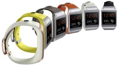 El nuevo Galaxy Gear, de Samsung