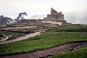 Ecuador: Arqueología y patrimonio monumental