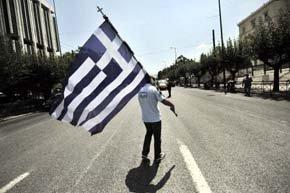 El desempleo no deja de subir en Grecia.