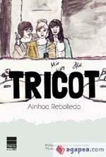 "Ainhoa Rebolledo destaca con su novela desenfadada ""Tricot"""