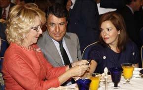 Lío en el PP madrileño: Esperanza Aguirre 'amenaza' con volver de candidata