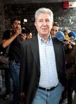 El ex secretario general de Radiotelevisión Valenciana (RTVV) Vicente Sanz. Foto EFE/Archivo