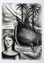 El Museo del Dibujo del Castillo de Larrés adquiere un gran dibujo de Otsuki