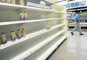 Patronal venezolana culpa de nuevo a control cambiario del desabastecimiento