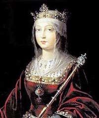 Isabel La Católica...