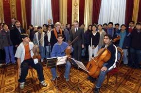 El Gran Coro Y Orquesta De San Ignacio De Moxos (Bolivia)