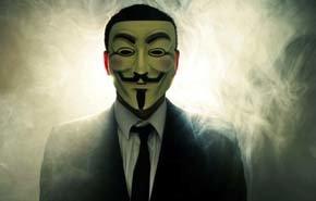 La comunidad Anonymous nació en la web 4Chan, lanzada en 2003