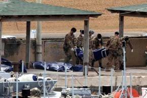 Detienen al supuesto traficante que condujo a los inmigrantes a Lampedusa