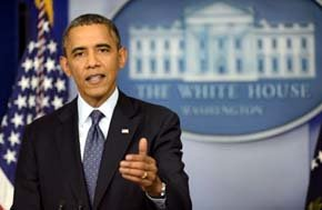 Obama: 'Si no hay aumento del techo de deuda, no cumpliremos con nuestra obligaciones financieras'