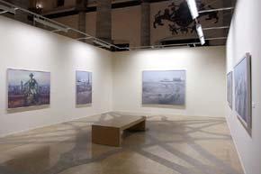 """Pintor Eduardo Laborda: Exposición """"Retrospectiva 1972-2013"""""""
