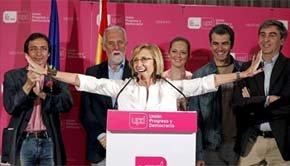 """Rosa Díez acusa a Susanna Griso de tratar a UPyD como """"extrema derecha"""""""