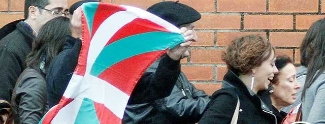 La etarra Inés Del Río sale de la cárcel tras el fallo que anula la 'doctrina Parot'